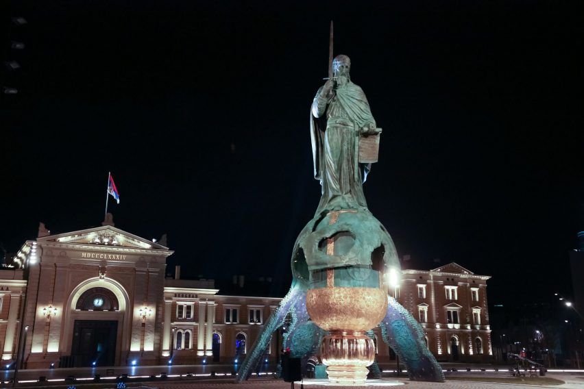 Grand Opening of Sava Square - the Biggest Square in Serbia photo 2
